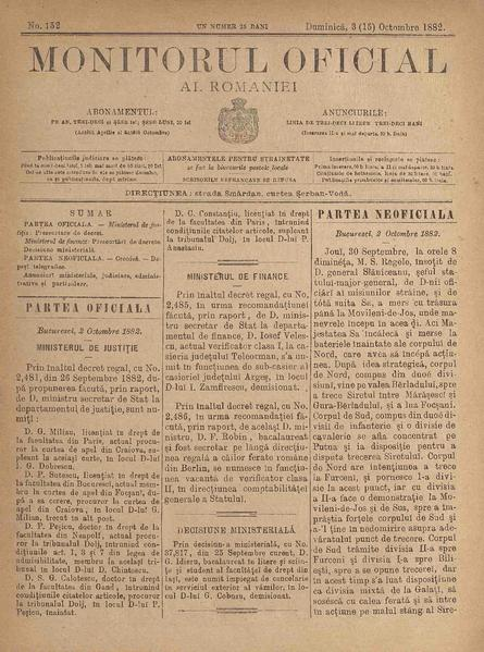 File:Monitorul Oficial al României 1882-10-03, nr. 152.pdf
