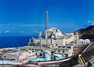 Monju Nuclear Power Plant - Monju in 2007