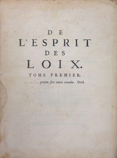 File:Montesquieu, De l'Esprit des loix (1st ed, 1748, vol 1, half title).jpg