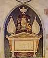 Monument to Admiral Lord Hawke - St Nicolas church, North Stoneham (detail 1) (geograph 2691576).jpg