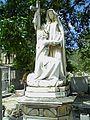"""Monumento a la desidia VII, siglo XIX - """"Madre del Consuelo"""".JPG"""