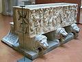 Monumento funebre a piero da farnese, in sarcofago del II secolo con mito di fetonte 05.JPG