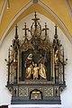 Moosburg an der Isar, St Kastulus 033, Side altar.JPG