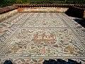 Mosaico en la Casa del Anfiteatro de Merida.jpg