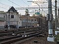 Moscow, Gamsonovsky 5 rails May 2009 04.JPG