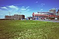 Moscow, Khodynka Field, construction around Megasport Arena (19187659261).jpg