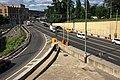 Moscow, southbound entrance into Lefortovsky Tunnel (31278998331).jpg