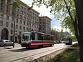 Moscow tram LM-99AE 3009 - panoramio (1).jpg