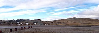 Prince Patrick Island - Image: Mould Bay Weather Station