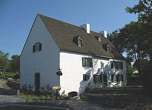 Charlesbourg, Quebec City - Image: Moulin des Jésuites Québec 2