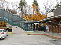 Mount Kisco Metro-North Staircase & NYC Station House.JPG