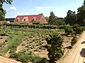 Mount Vernon Estates of George Washington - Vegetable Garden.JPG
