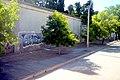 Muro del Cementerio de Buceo visto dede Calle Tomas Basañez - panoramio (1).jpg