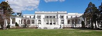 Murry Guggenheim House - Guggenheim Library