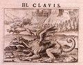 Musaeum Hermeticum 1678 p 398 III. Clavis AQ27.tif