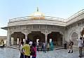 Musamman Burj - Western Facade - Agra Fort - Agra 2014-05-14 4160-4162.TIF