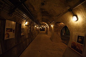 Paris Sewer Museum - Inside the Paris Sewer Museum