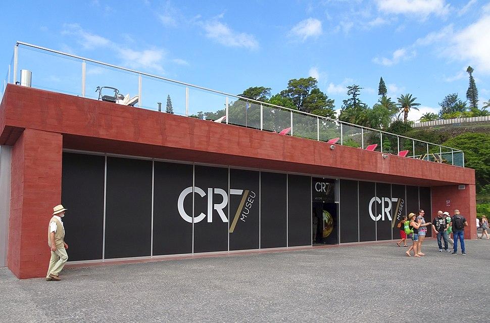 Museu CR7 Funchal 2016.JPG
