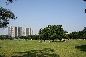 武蔵野市's relation image