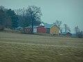 Mustard Colored Barn - panoramio.jpg