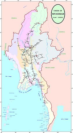Myanmar Railways' network map.jpg