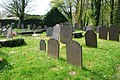 Mynwent Sadwrn Sant - Saint Sadwrn's churchyard - geograph.org.uk - 408900.jpg