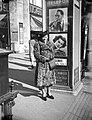 Női portré, 1940 Budapest. Fortepan 2943.jpg