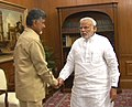 N. Chandrababu Naidu meets PM Modi on 3 June 2014.jpg