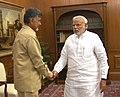 N. Chandrababu Naidu meets PM Modi on 3 June 2014.jpg