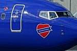 N938WN SWA FLL JTPI Takeoff Diversity - Inclusion Nose 6574 (32486417816).jpg
