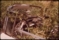 NATURE RECLAIMS ABANDONED CAR ALONG THE MINEOLA HIGHWAY LEADING INTO TYLER IN NORTH-EASTERN TEXAS - NARA - 547747.tif