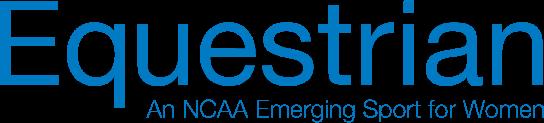 NCAA ESW Equestrian Logo
