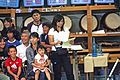 NHK News Kobe caravan at Aioi J09 081.jpg