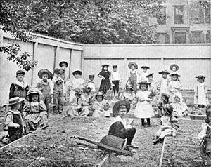 Pratt Institute - Pratt Institute Kindergarten, 1905