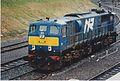 NIR loco 111 Drogheda 1997 - Flickr - D464-Darren Hall.jpg