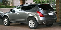 NISSAN MURANO Z50 rear.jpg