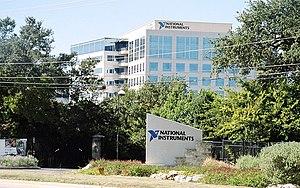 National Instruments - Image: NI HQ