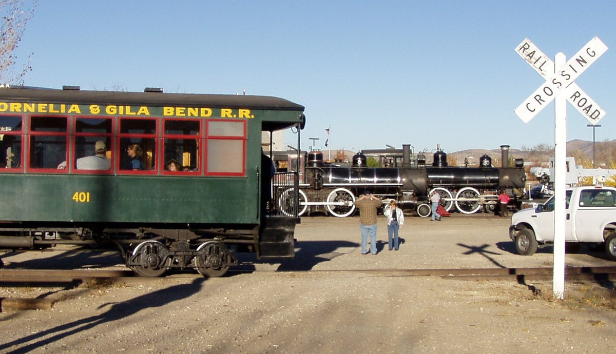 Nevada State Railroad Museum - Wikipedia