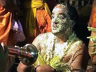 Udupi - Nagapatri at Belle Brahmastana