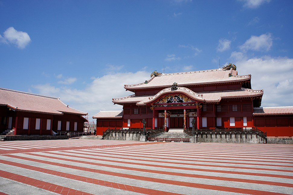 Naha Shuri Castle20s5s3200