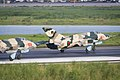 Nanchang A-5 Formation Take Off (8130136143).jpg