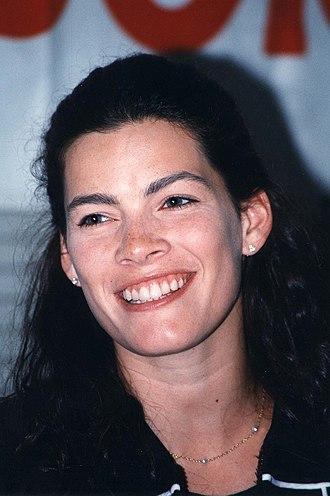 Nancy Kerrigan - Kerrigan in 1995
