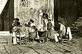 Naples, people in Vico San Guido.jpg