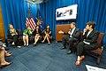 Natalie Foster, Marina Gorbis, Sheila Marcelo, Ai-jen Poo, Devin Fidler, and Mary Beth Maxwell, July 2015.jpg