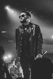 Nav (rapper) Canadian singer, songwriter, rapper, record producer Ontario