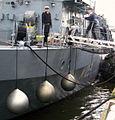 Naval Ships in Belfast (5) - geograph.org.uk - 667352.jpg
