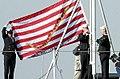 Naval jack hoisted.jpg
