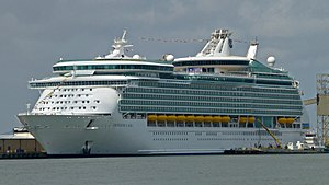 MS Navigator of the Seas - Image: Navigator of the Seas 2014 Galveston 1 (cropped)