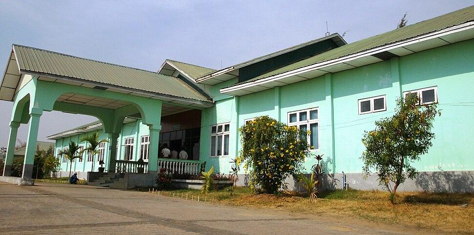 Naypyitaw Hospital
