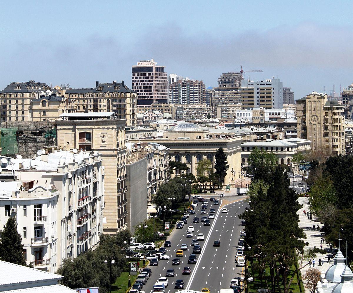 Neftchilar Avenue - Wikipedia